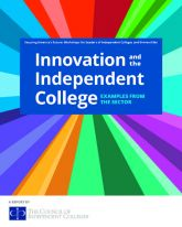 Innovation and the Independent College: Examples from the Sector