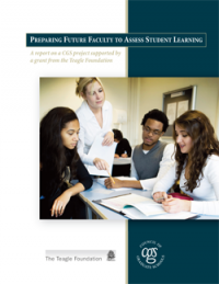 Preparing Future Faculty to Assess Student Learning